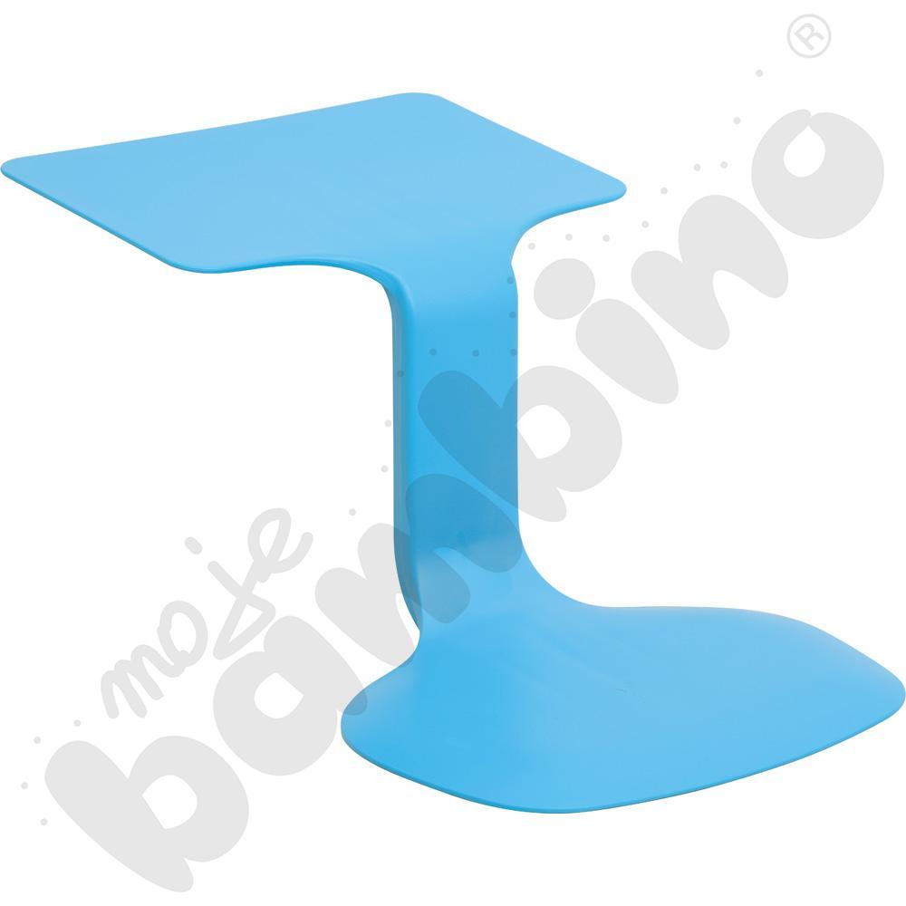 Stolik Z niebieski