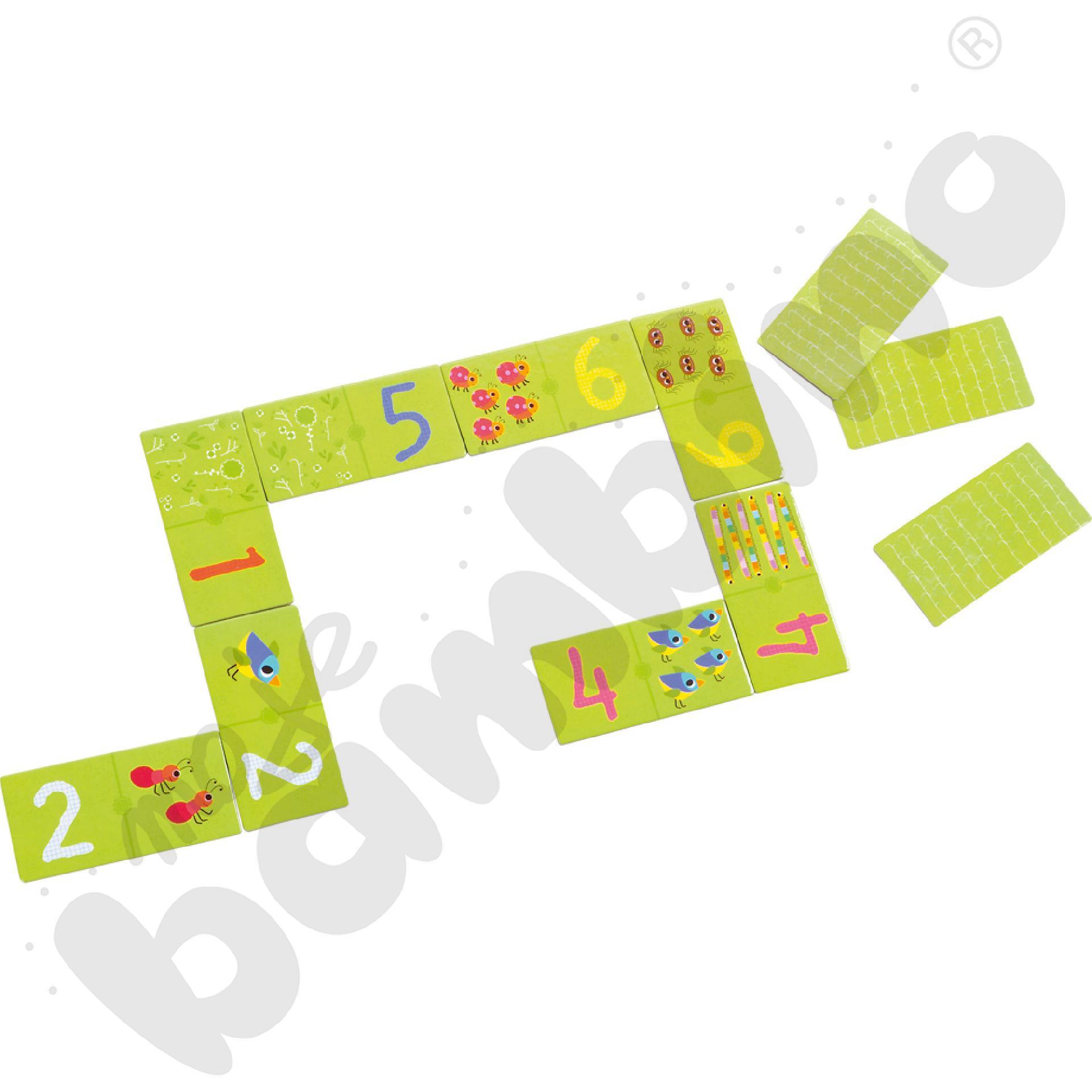 Domino 1, 2, 3...
