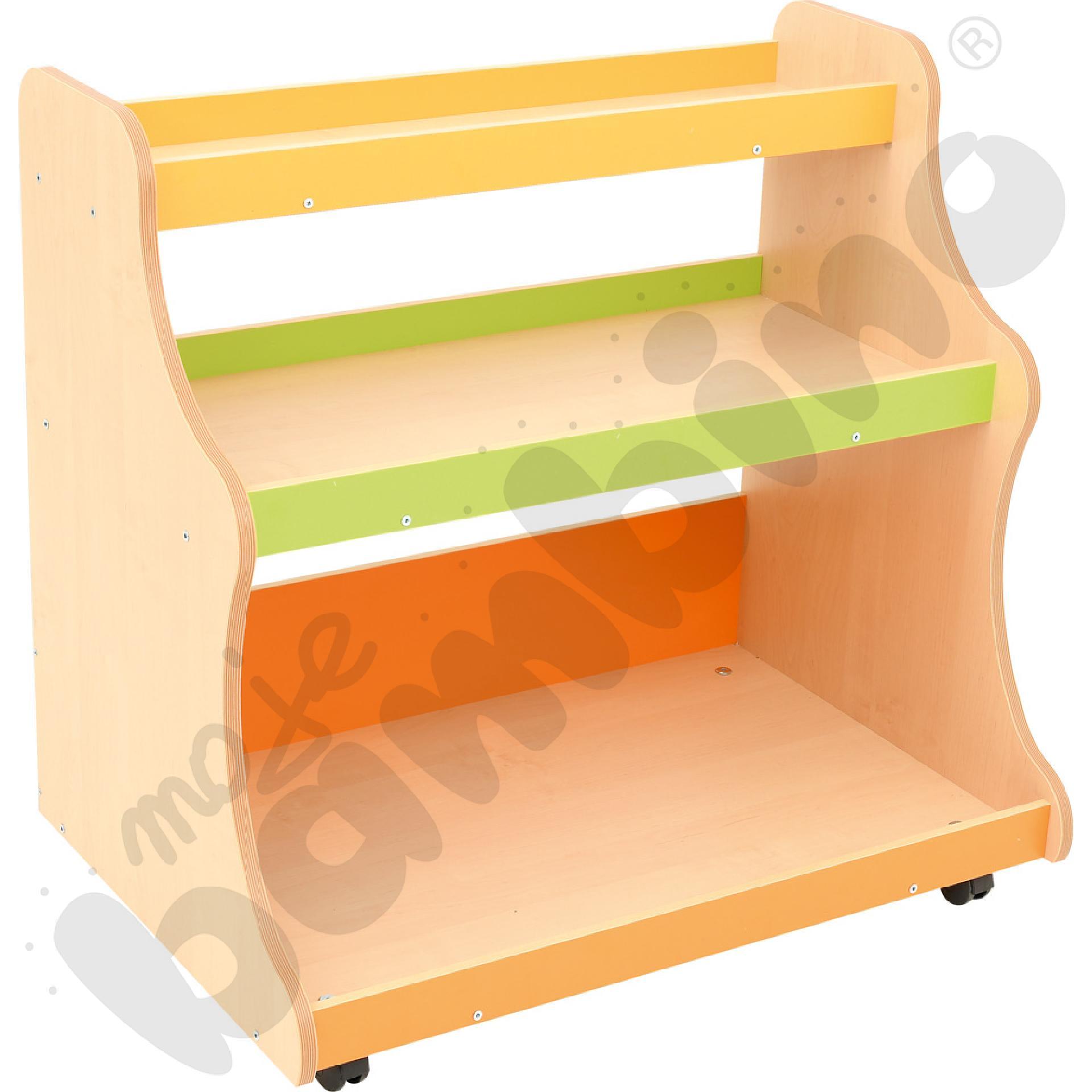 Stolik na akcesoria - brzoza