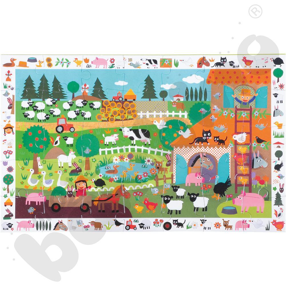 Puzzle Farma