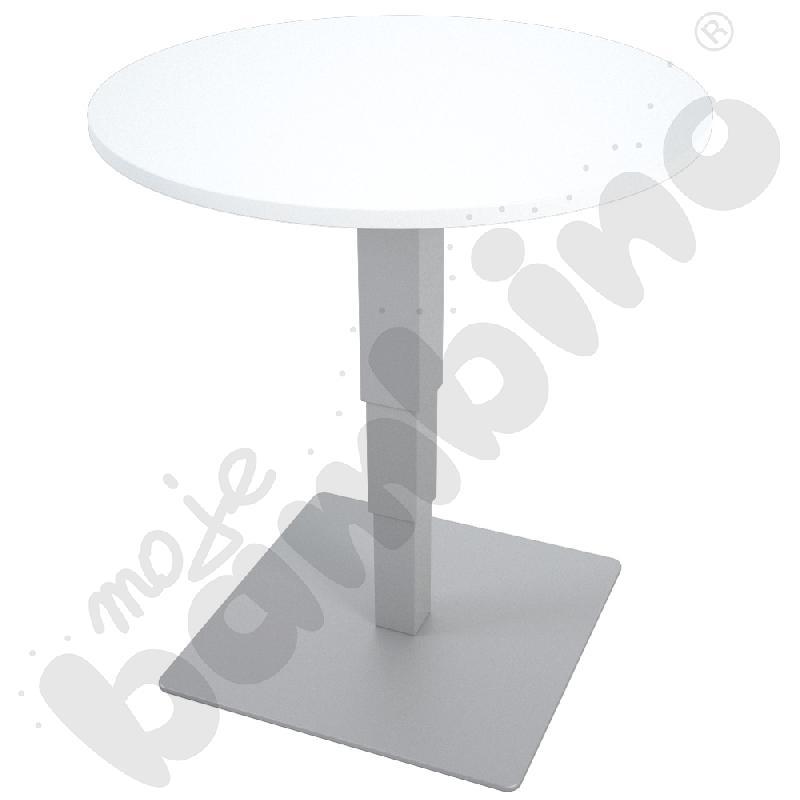 Stolik okrągły 70 cm z...