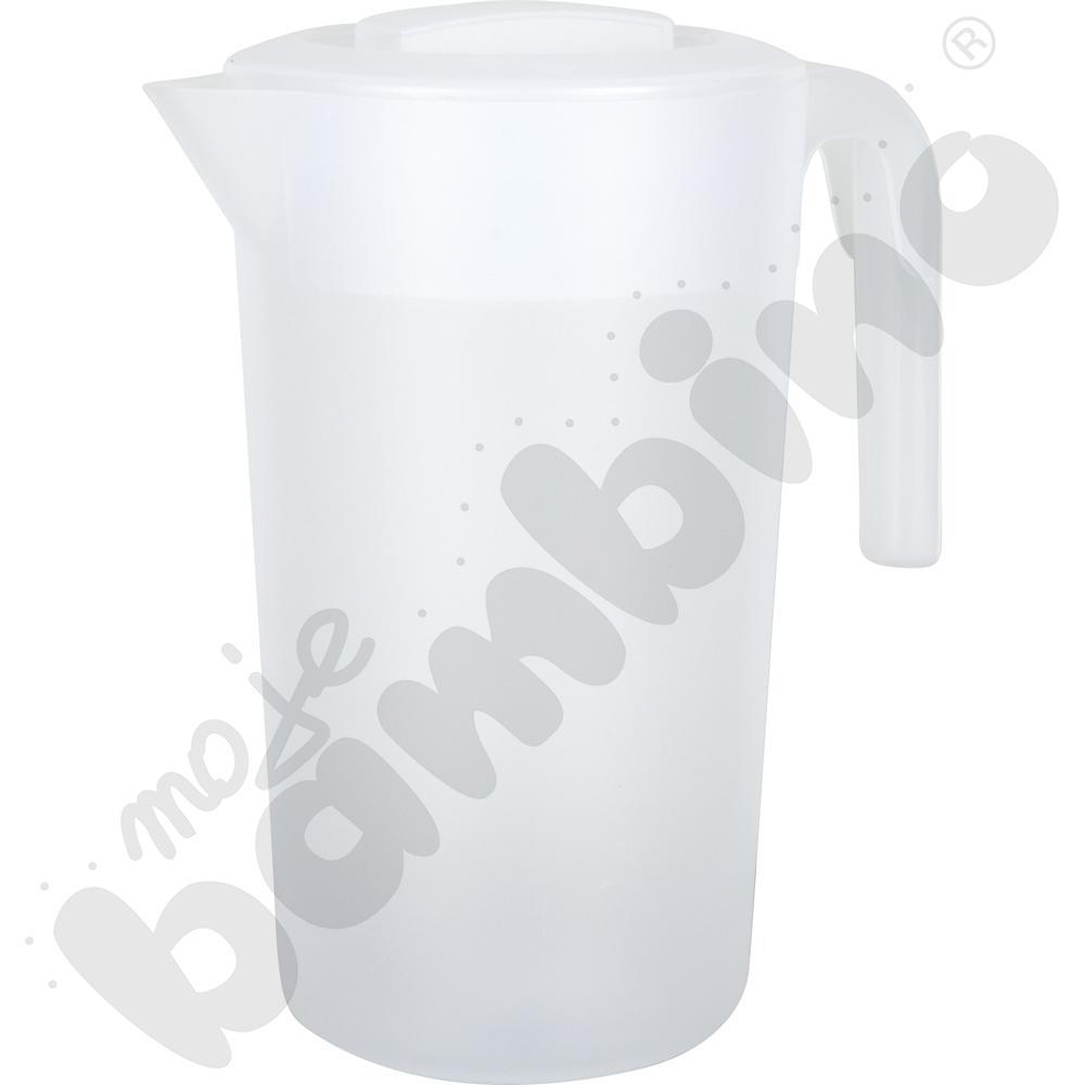 Dzbanek plastikowy z...