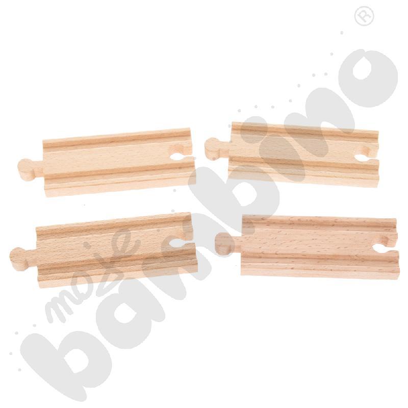 Drewniane tory - uzupełnienie 3