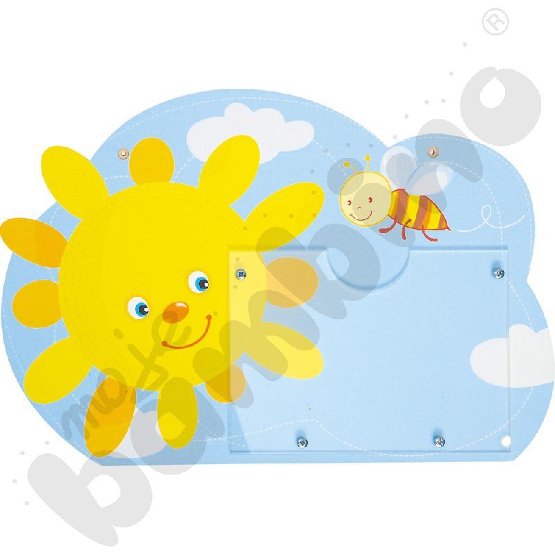 Tabliczka Słoneczko