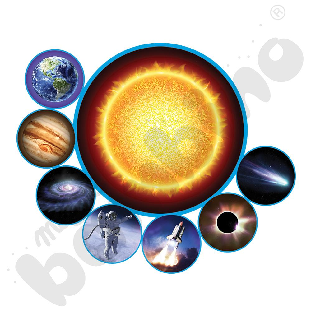 Projektor - poznajemy kosmos