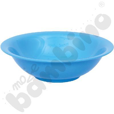 Miska 14 cm - niebieska
