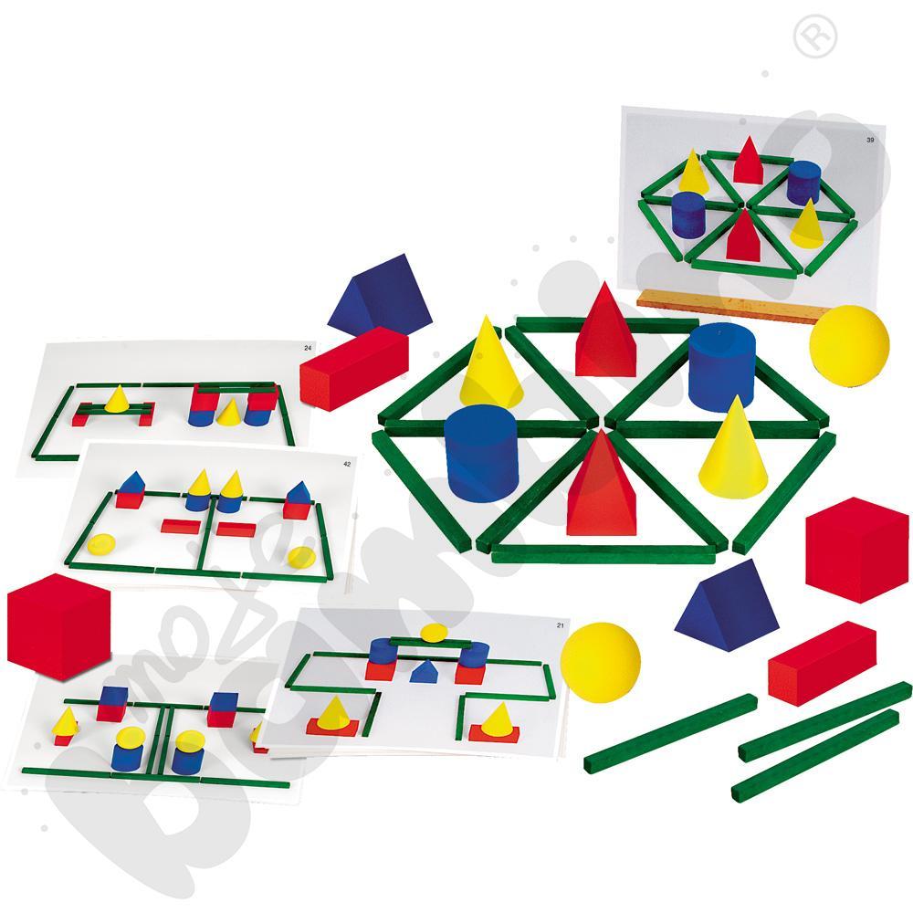 Figury geometryczne w przestrzeni