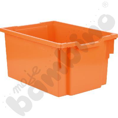 Pojemnik duży 3 - pomarańczowy