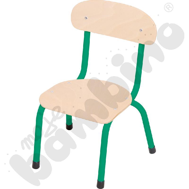 Krzesło Bambino rozm. 0 zielone