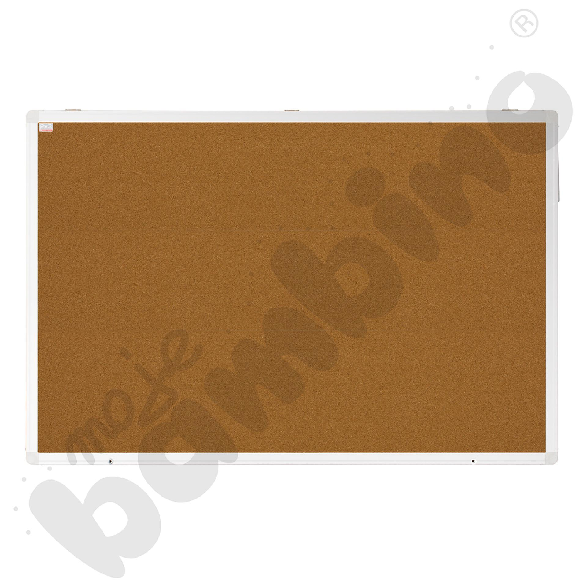 Gablota korkowa 90 x 60 cm