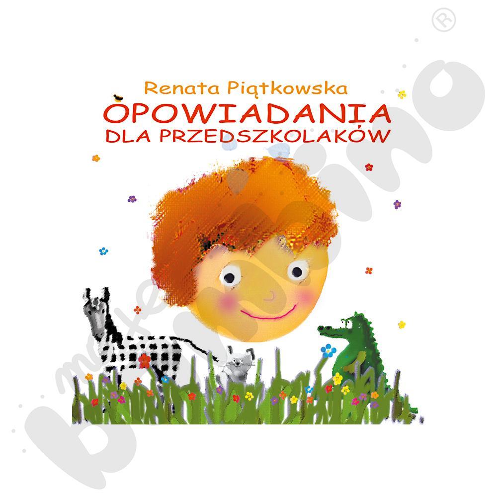 Opowiadania dla przedszkolaków książka