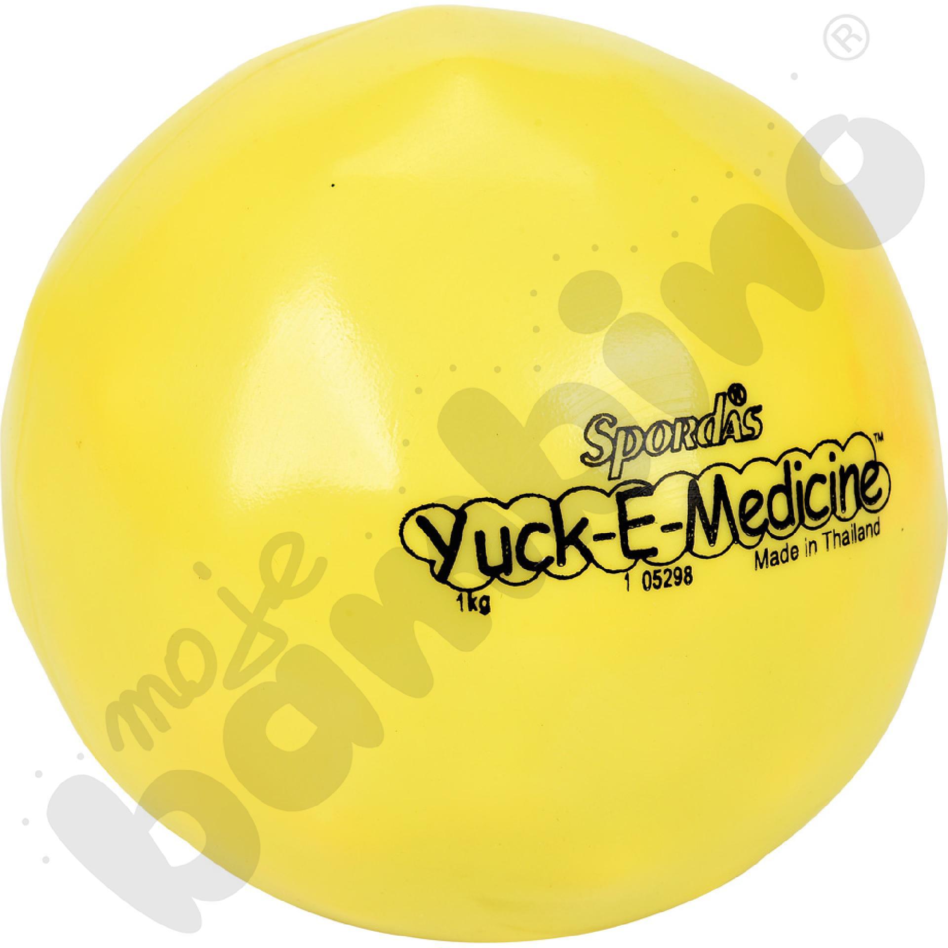 Piłka do aktywności sensorycznej 1 kg