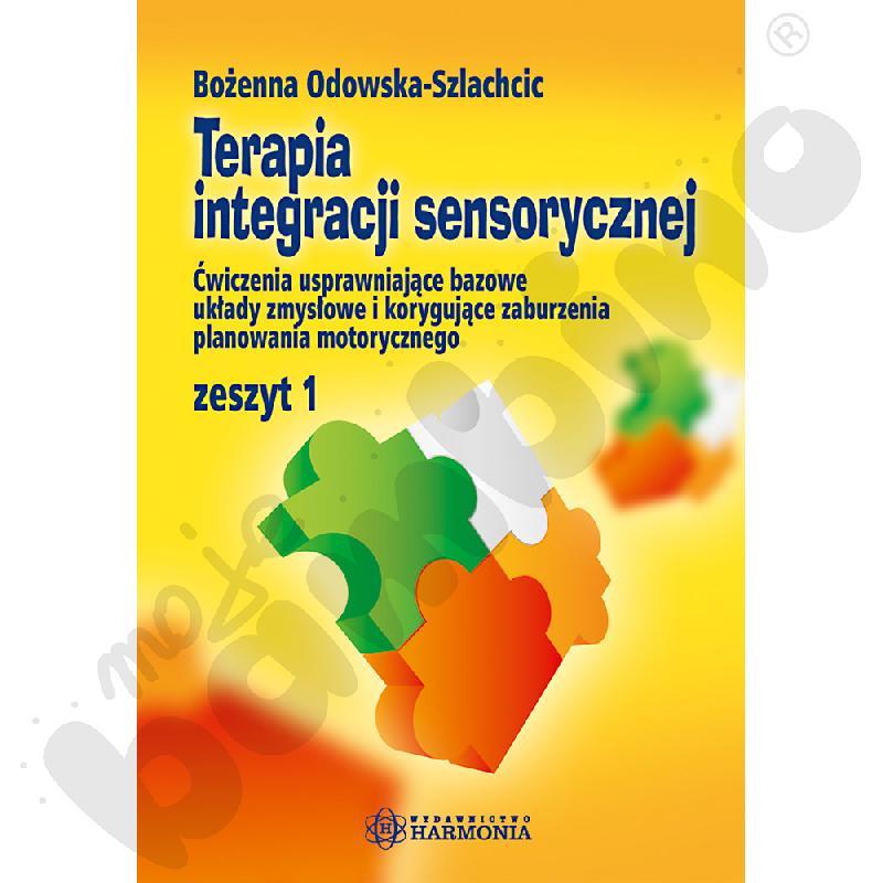 Terapia integracji sensorycznej. Ćwiczenia usprawniające bazowe układy zmysłowe i korygujące zaburzenia planowania motorycznego.