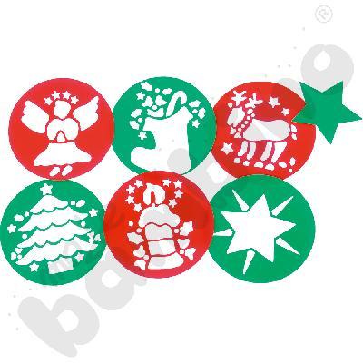Szablony - Boże Narodzenie