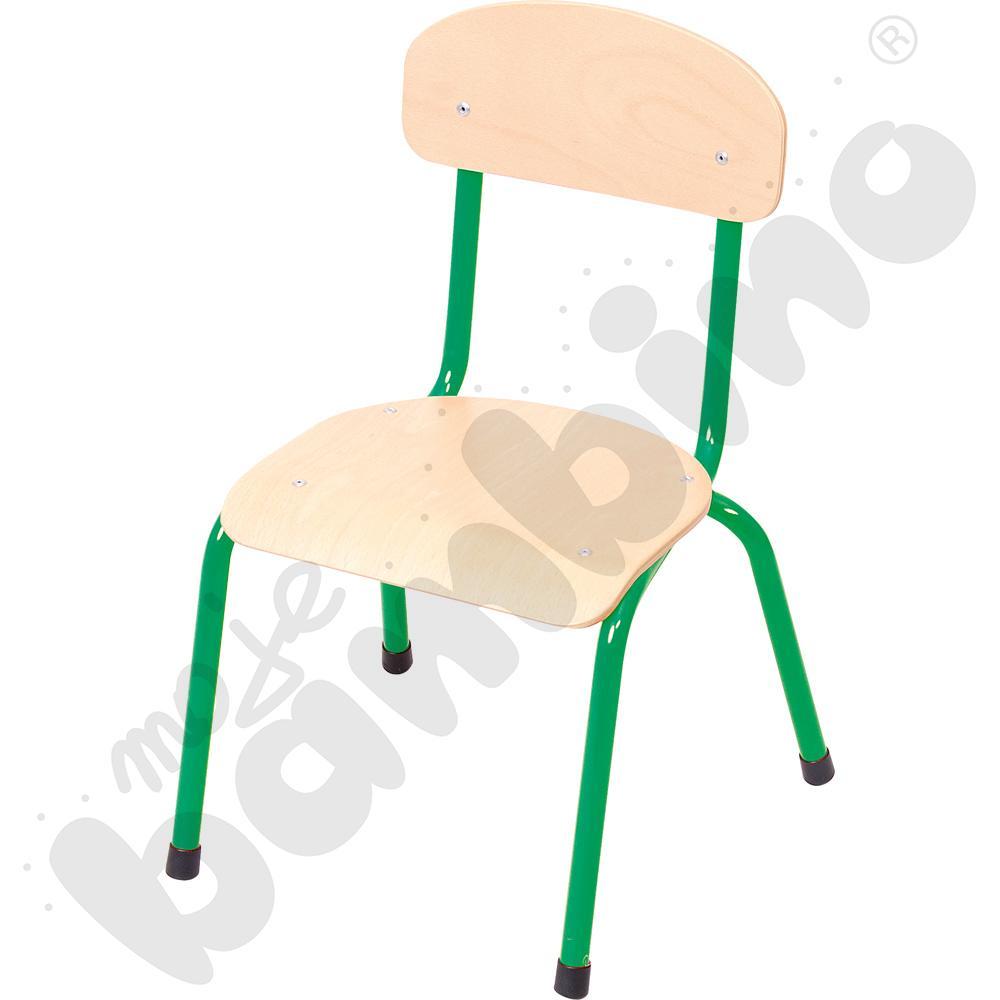 Krzesło Bambino rozm. 1 zielone
