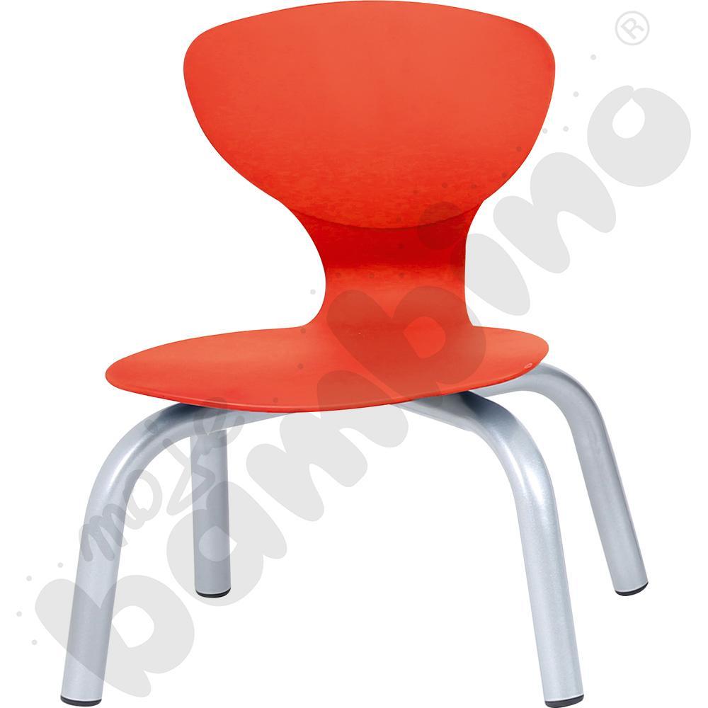 Krzesło Flexi czerwone rozm. 2
