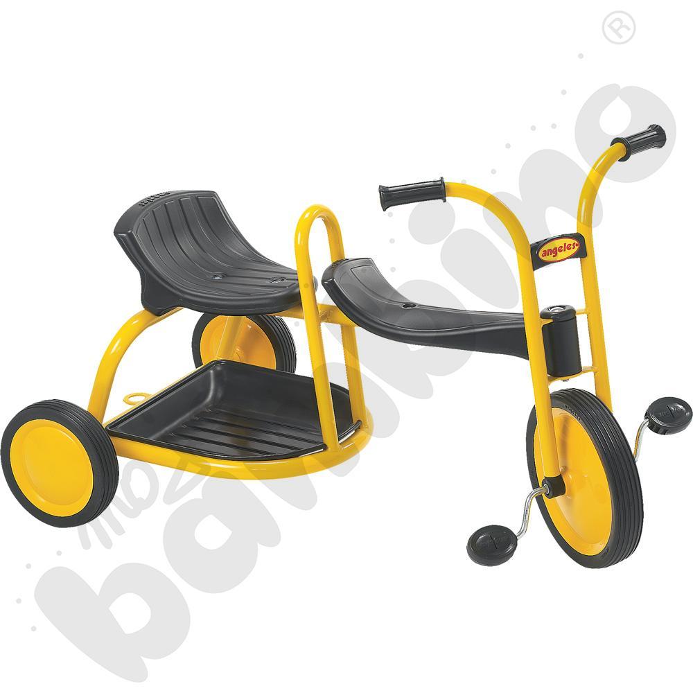 Taxi - rower dla dwojga