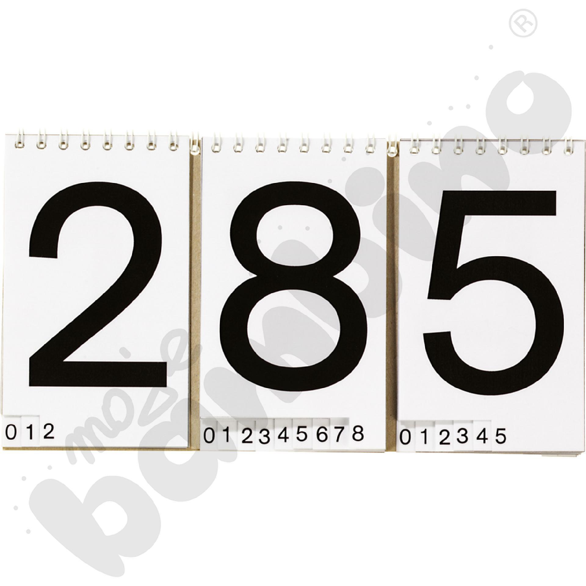 Liczbowa przekładanka