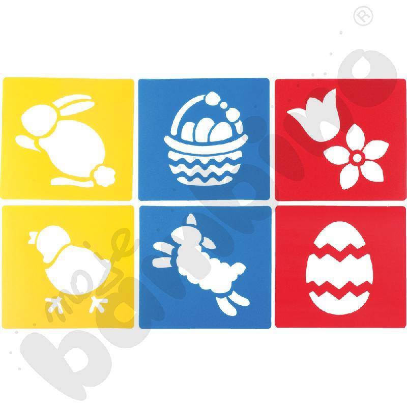 Szablony Wielkanoc