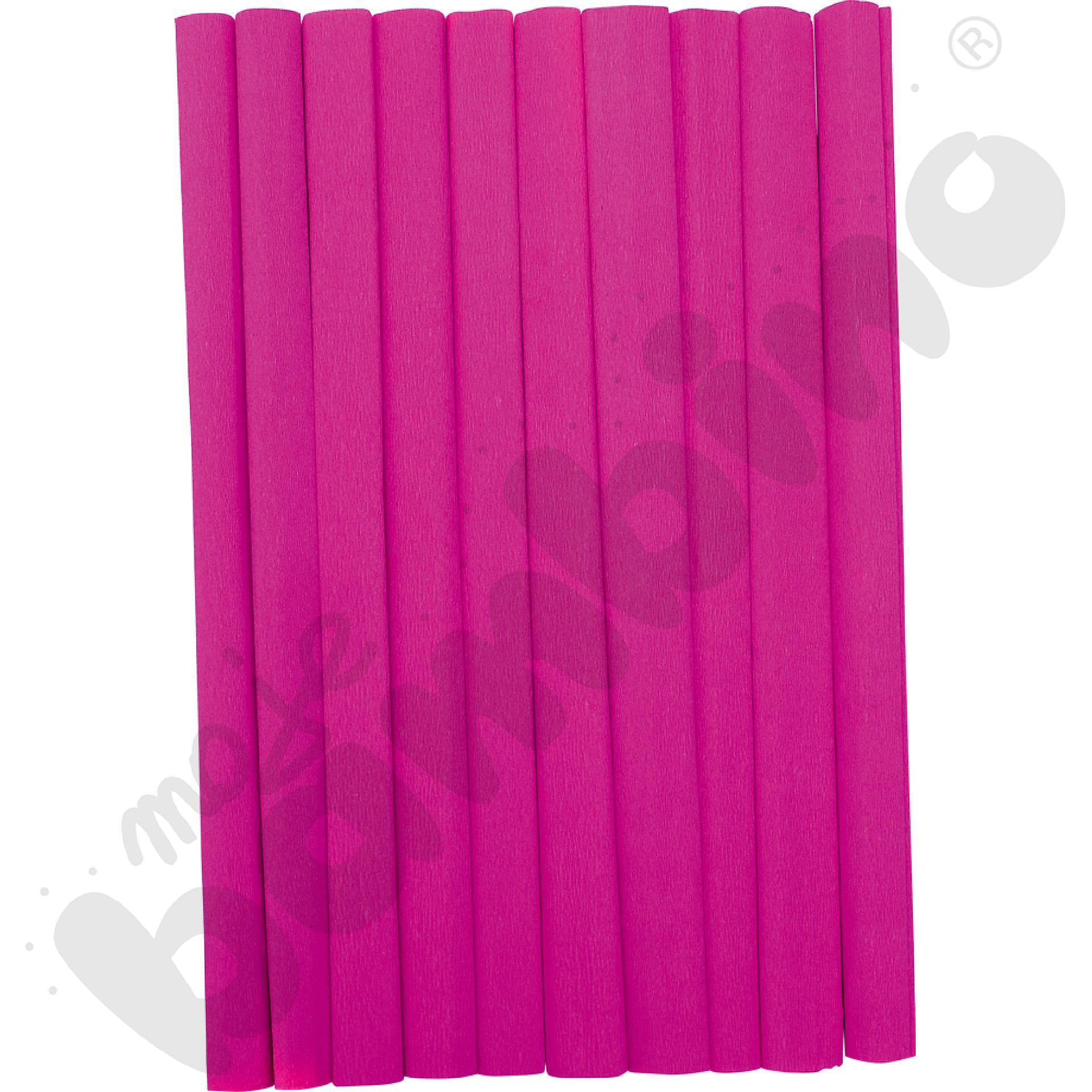 Bibuły purpurowe 10 szt.