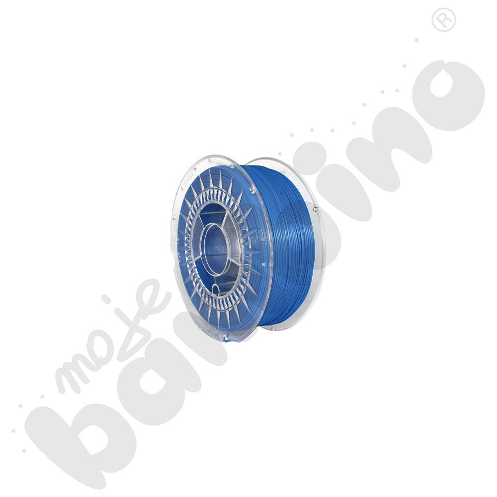 Filament do drukarki 3D - niebieski