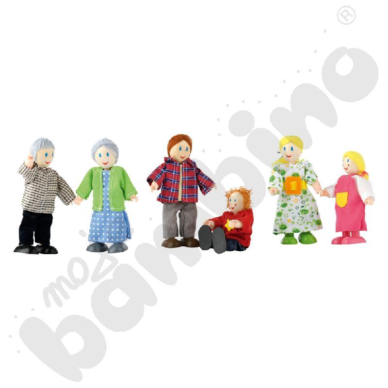 Rodzina - lalki