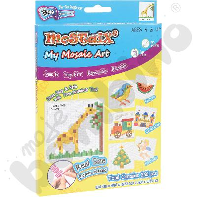 Mozaika - żyrafa