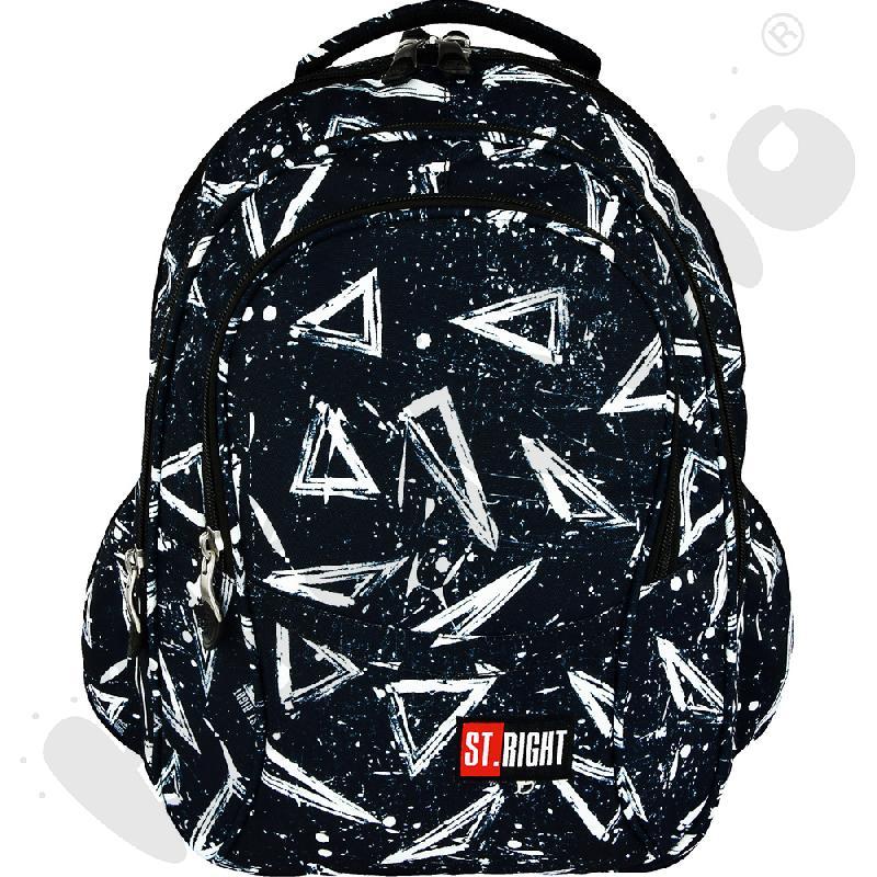 Plecak szkolny 3ANGLE