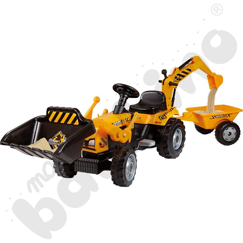 Traktor budowlany MAX