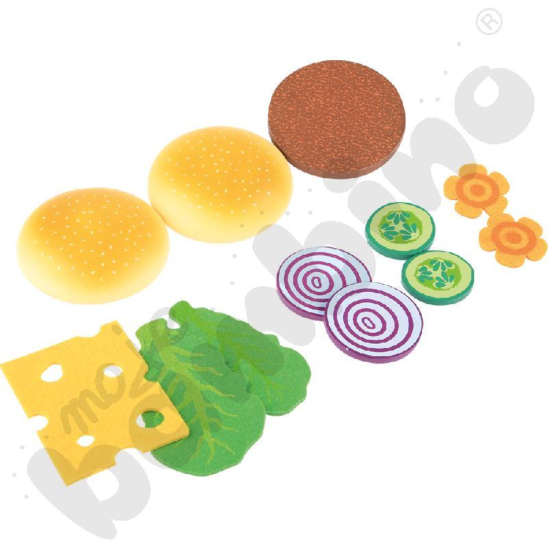 Hamburger - zestaw