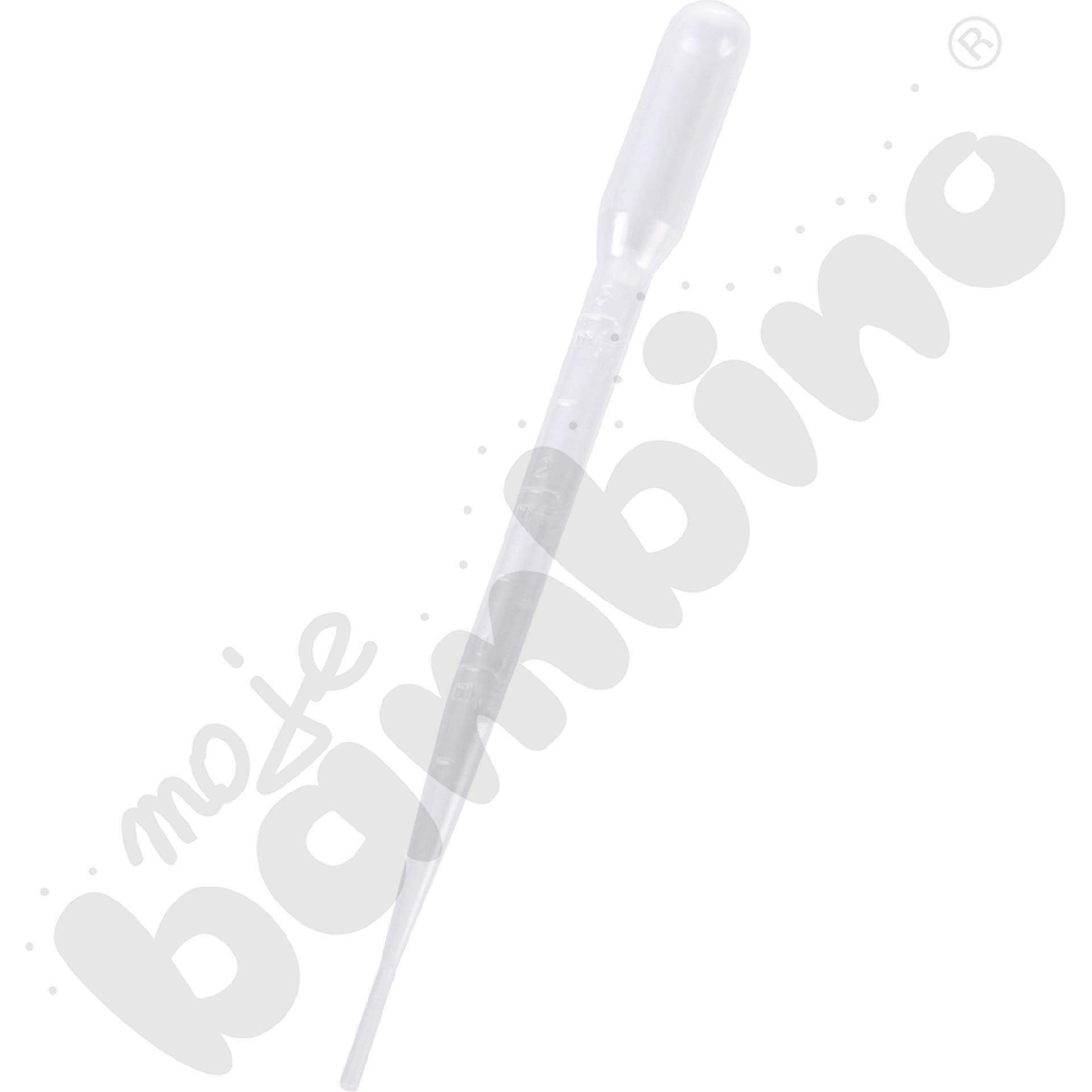 Pipety Pasteura 3 ml, 100 szt.