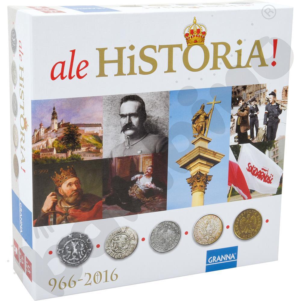 Ale Historia! - gra planszowa