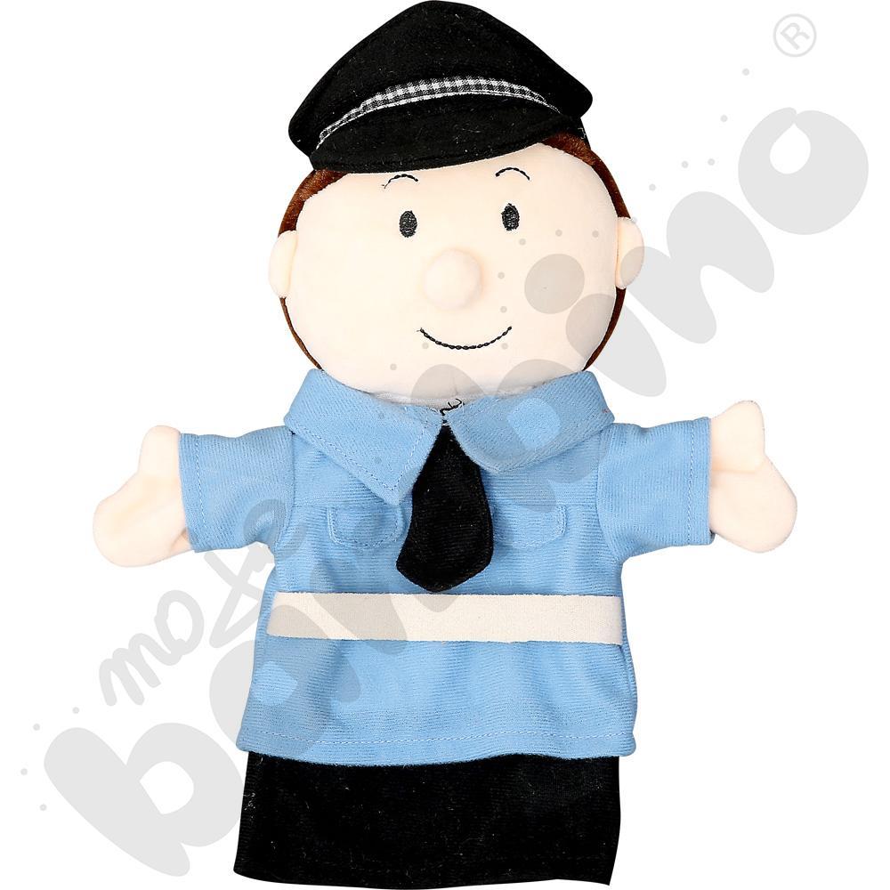 Pacynka - policjantaaa