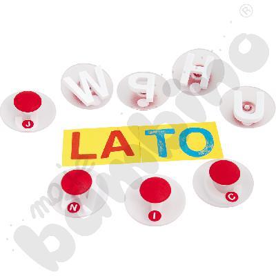 Stemple alfabet