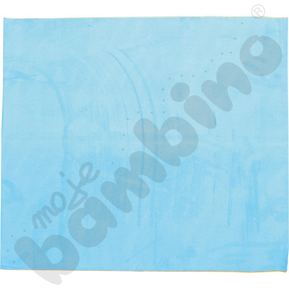 Magnetyczna tapeta kwadrat - błękitna