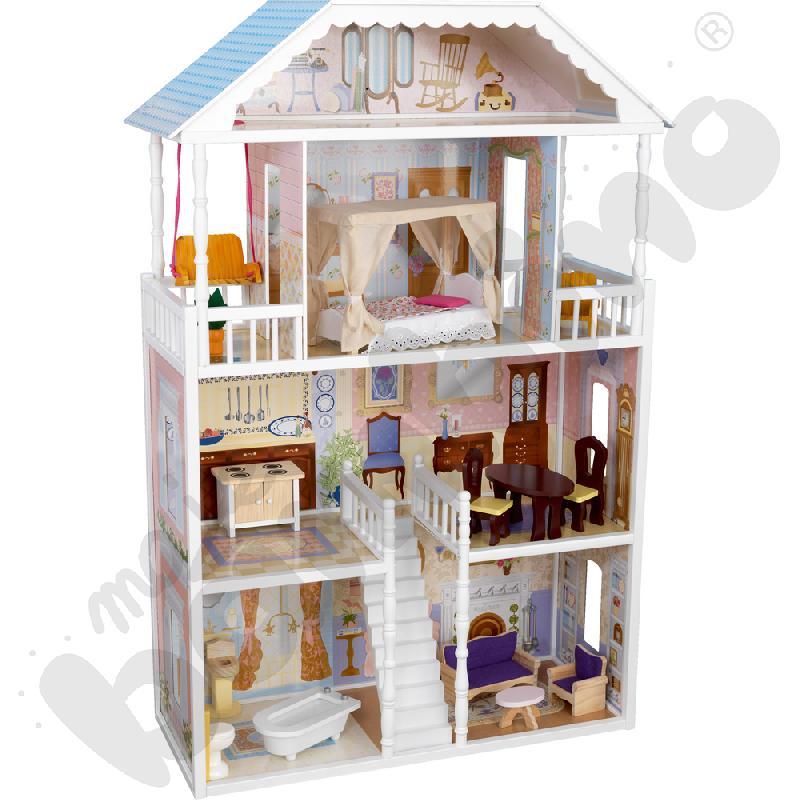 Wielki dom dla lalek