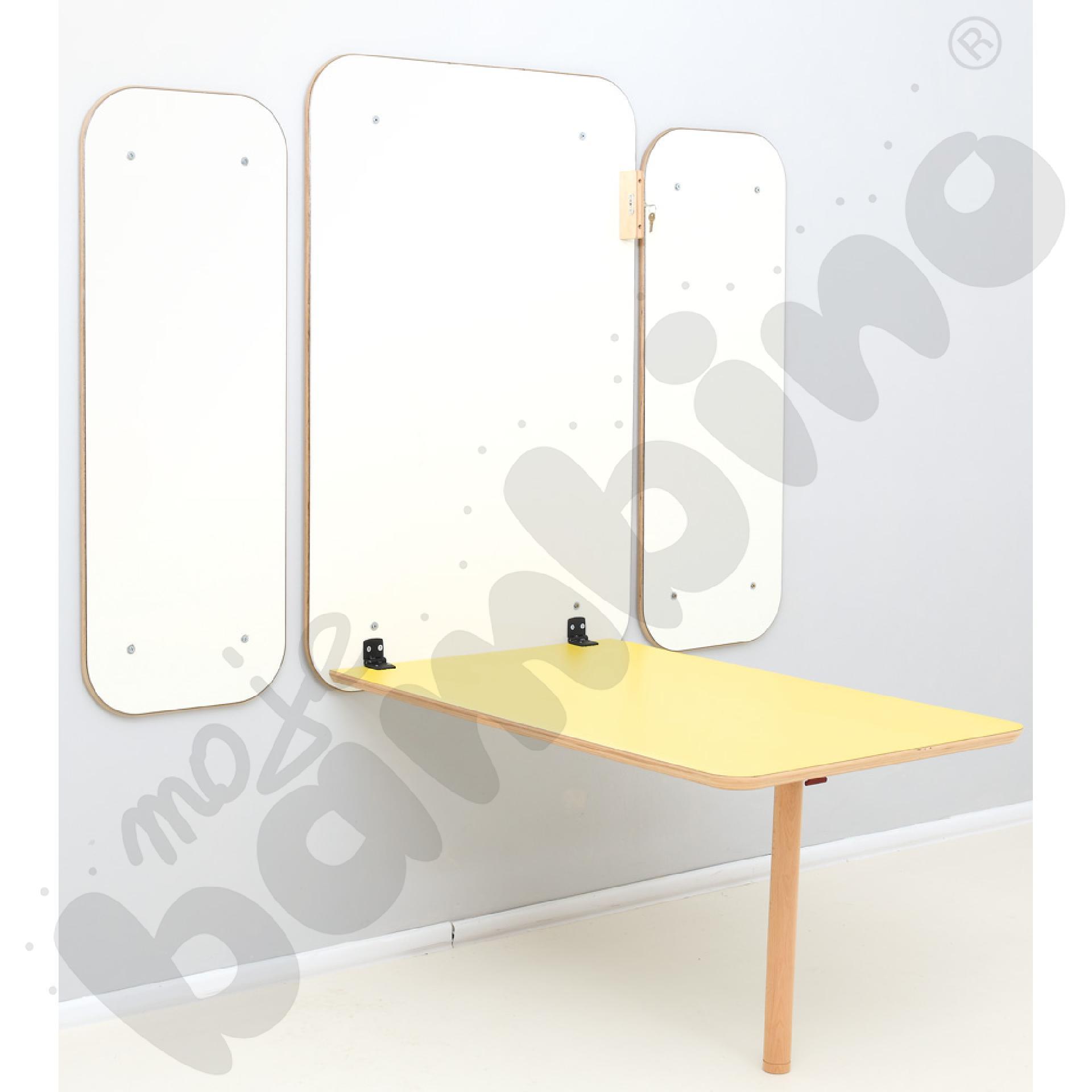 Stół przyścienny Flexi...
