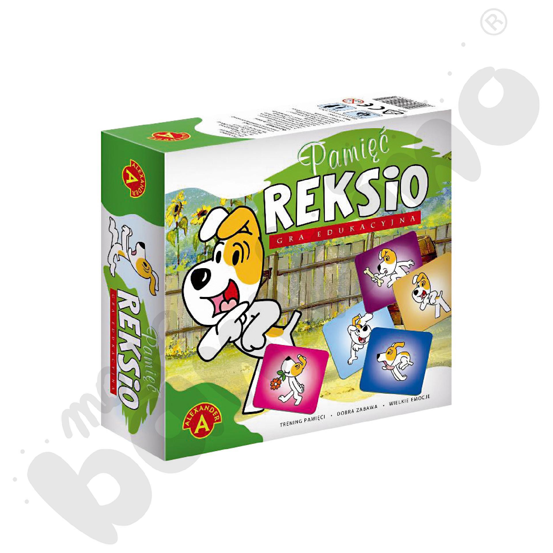 Pamięć - Reksio