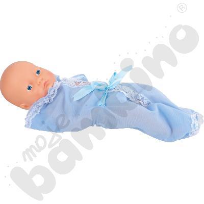 Lalka z ręcznikiem