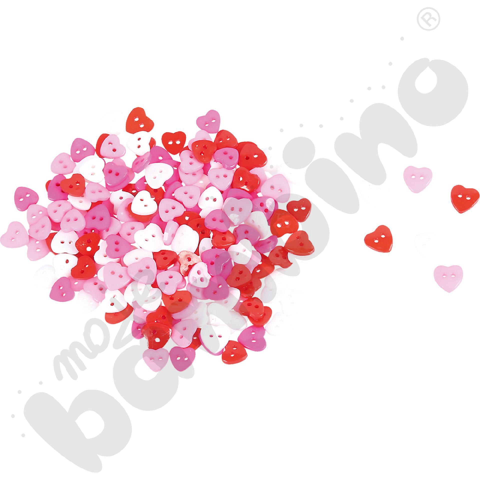 Guziczki serca