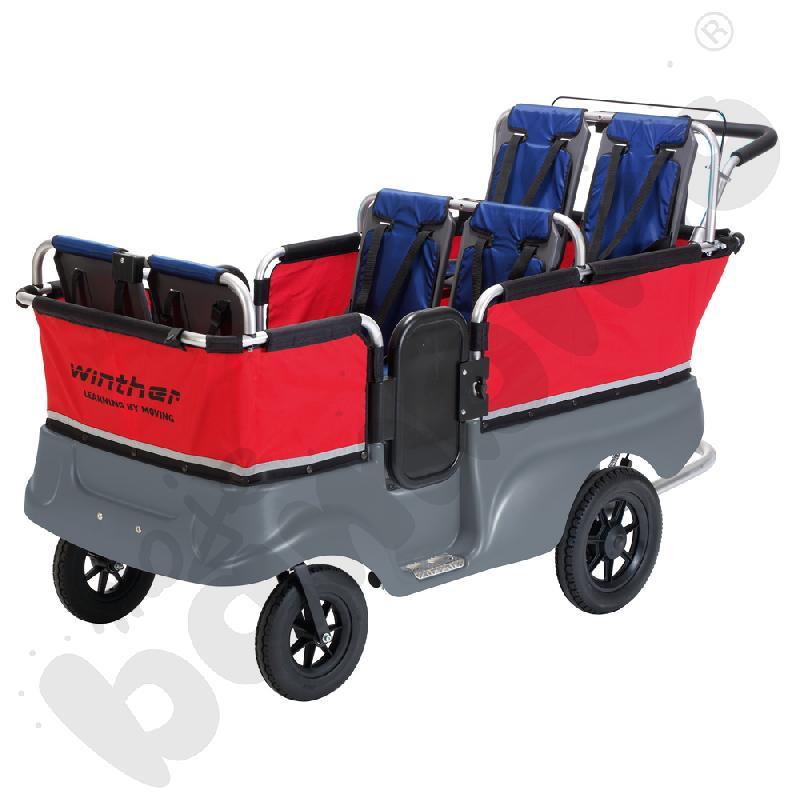 Wózek dla 6 dzieci
