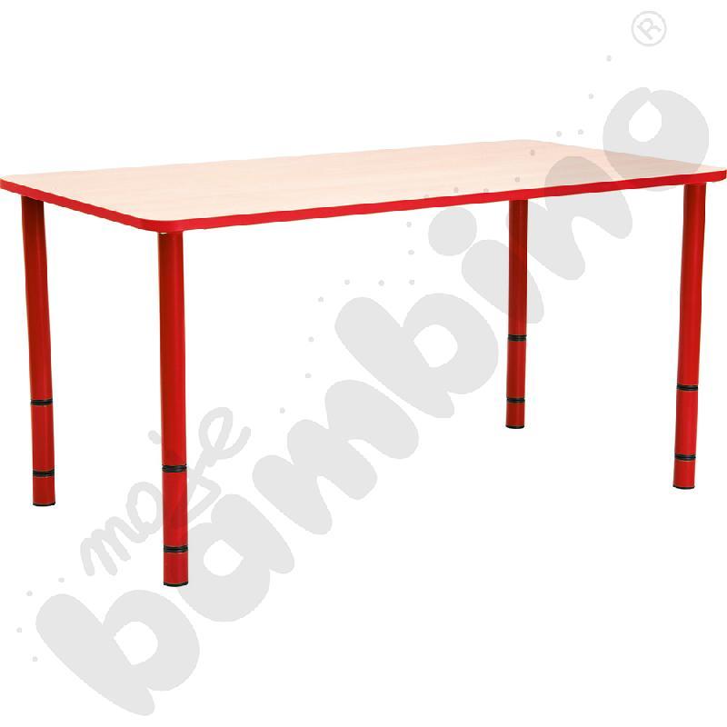Stół Bambino prostokątny z...