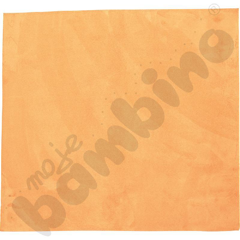 Magnetyczna tapeta kwadrat - pomarańczowa