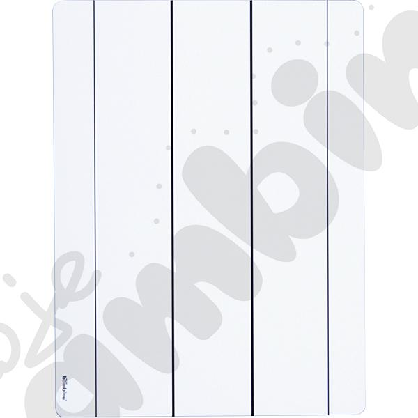 Tabliczki w jedną linię