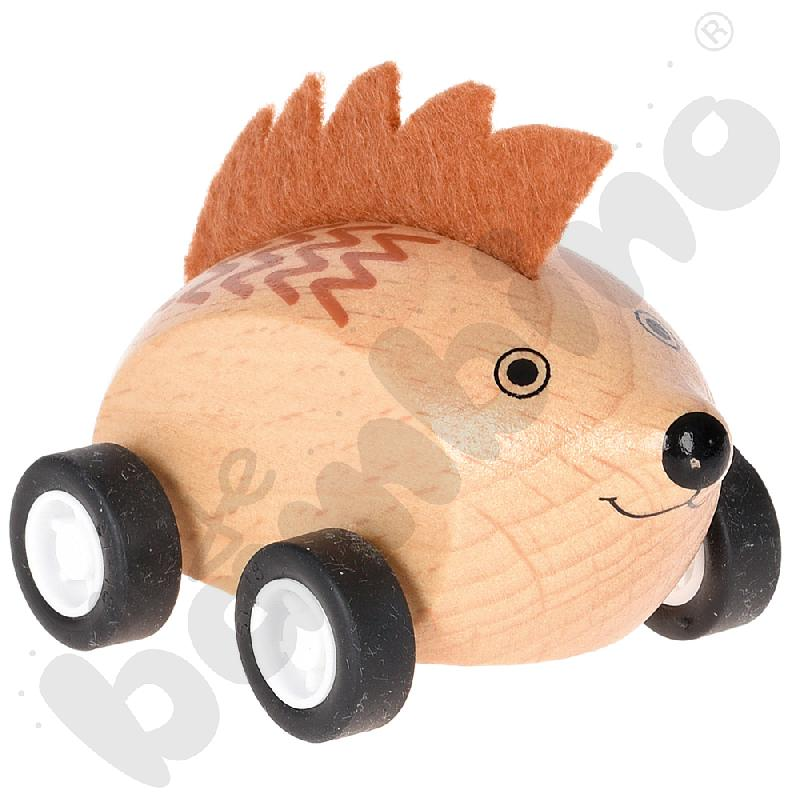Jeżyk drewniany