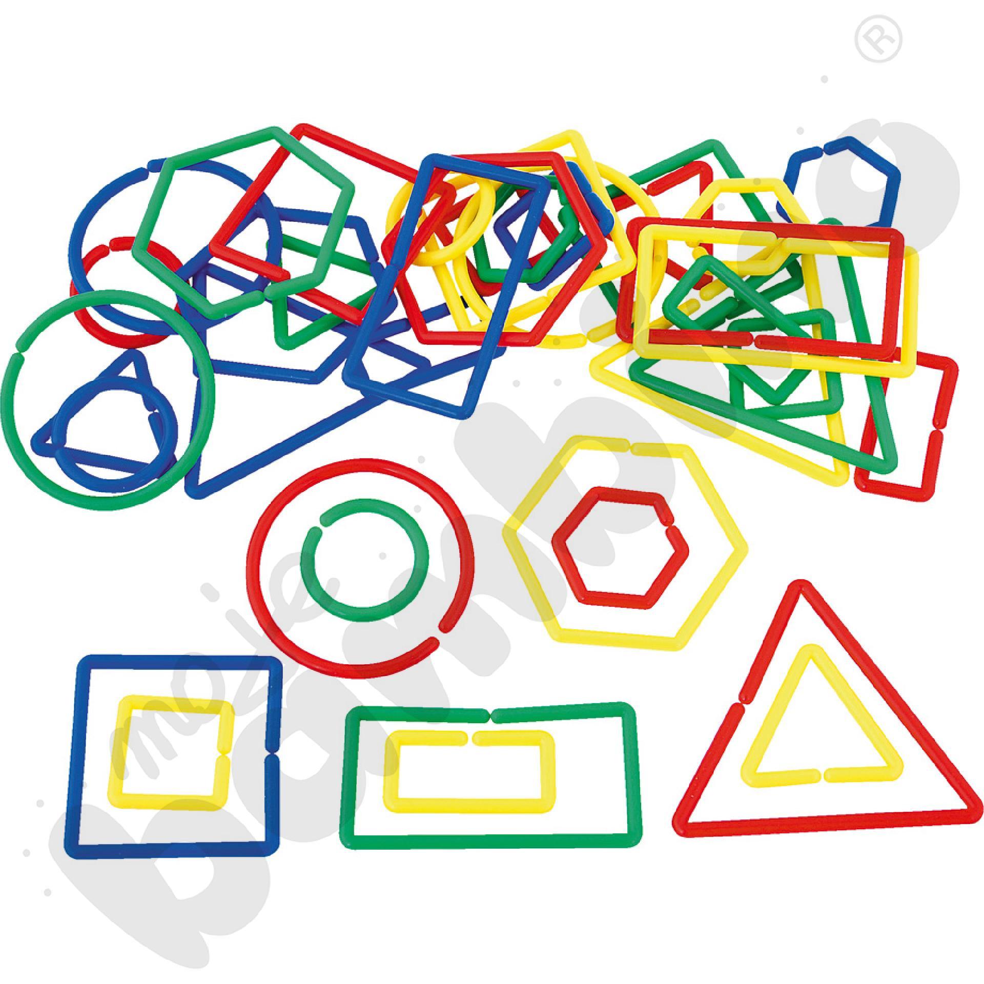 Liczmany geometryczne kształty