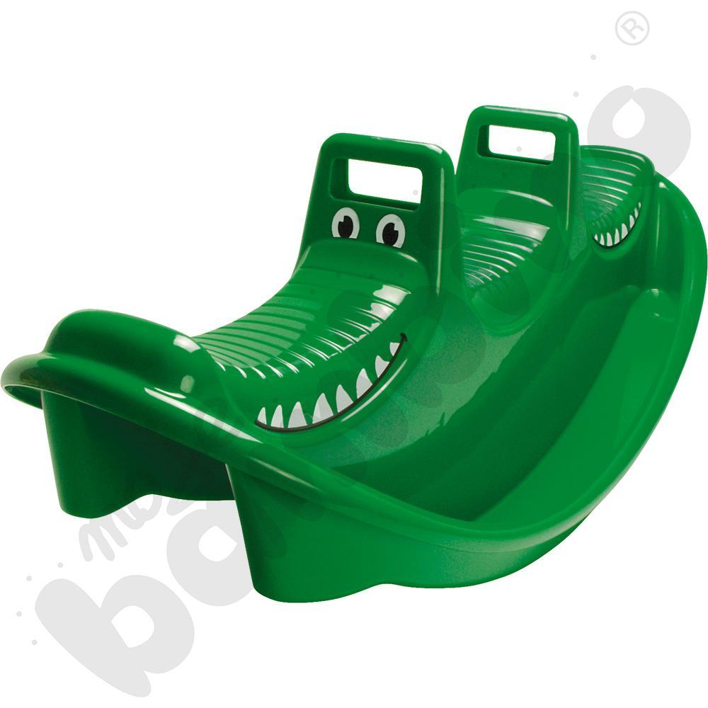 Krokodyl na biegunach