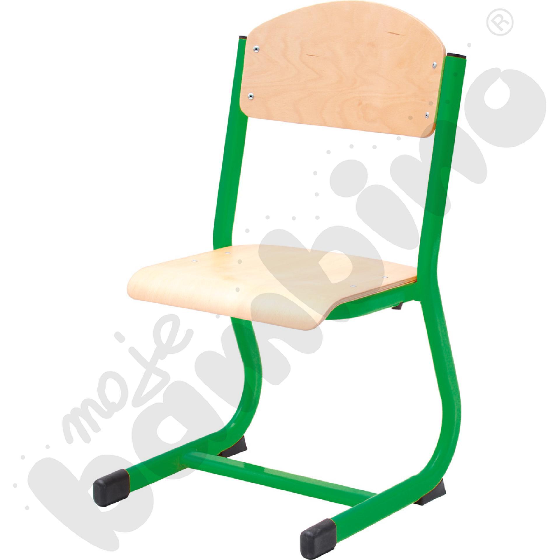 Krzesło IN-C rozm. 2 - zielone