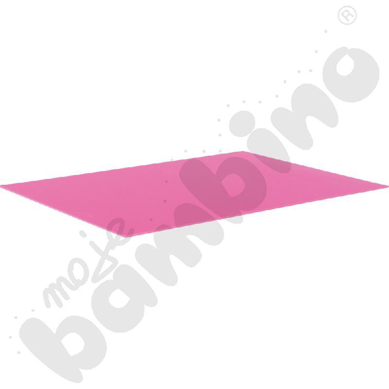 Karton fakturowy 10 arkuszy o wym. 50 x 70 cm różowy