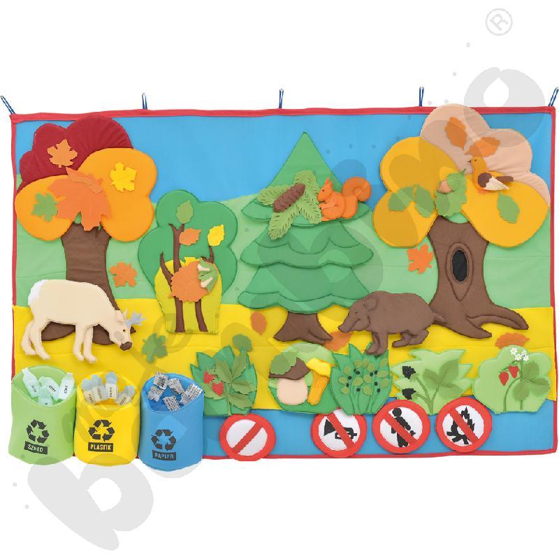Makatka Jak zachować się w lesie